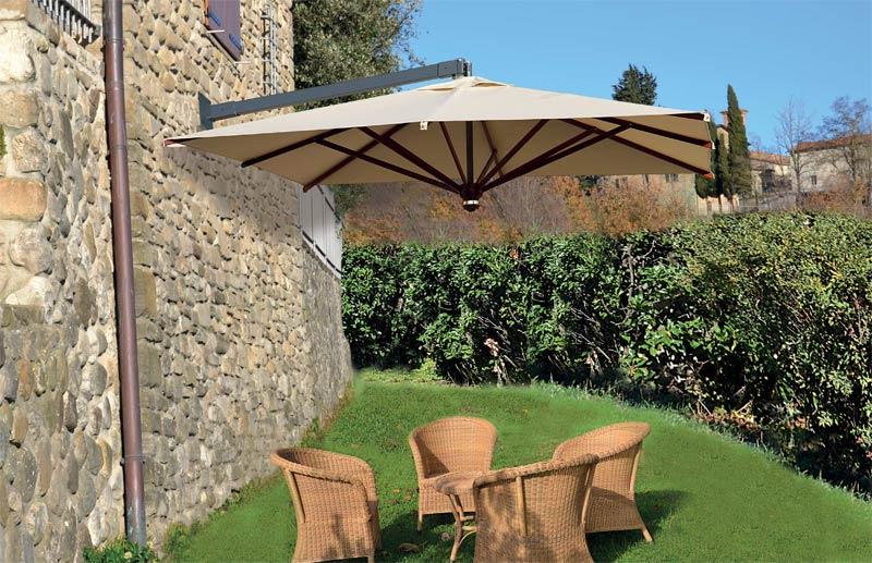 Grandi Ombrelloni per Esterni: Giardino, Terrazzo, Piscina